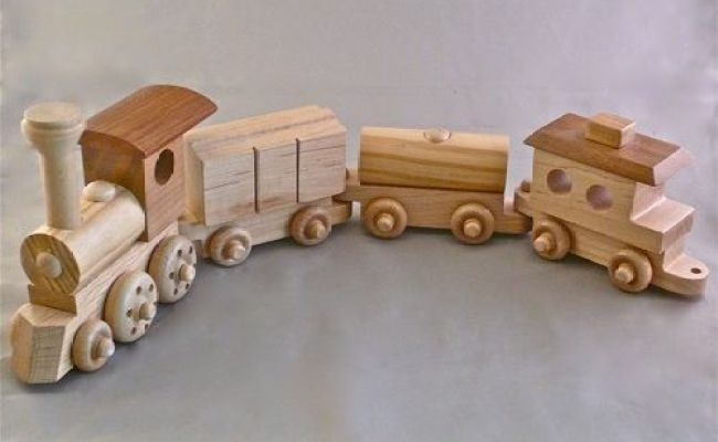 Wooden Toy Train Stuff I Want To Make Pinterest