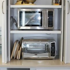 Kitchen Aid Microwaves Cabinet Suppliers Hidden Microwave And Toaster Oven | Ideas ...