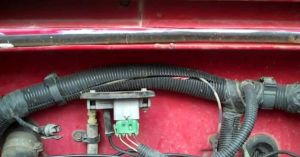 Jeep Wrangler YJ  How to test the MAP sensor Located on firewall behind valve cover To test