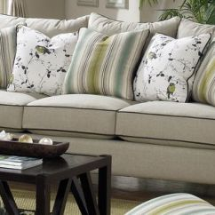 Durham Sofa Wayfair Sofas Direct From Manufacturer Wales Paula Deen Home Traditional Stationary With Turned ...