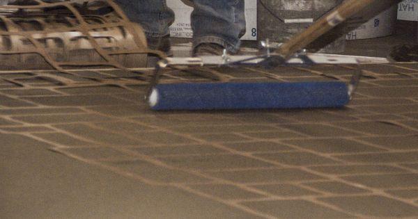 Concrete Stencil Roller Stencil Knock Down Roller