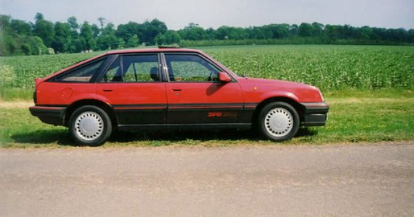 Vauxhall Cavalier SRi130 1987 Had one similar to this My first car  GM  Opel   Pinterest  Cars Colors and Photos