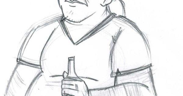 Gabe Ugliano (Smelly Gabe) Percy Jackson's Jerk Stepfather
