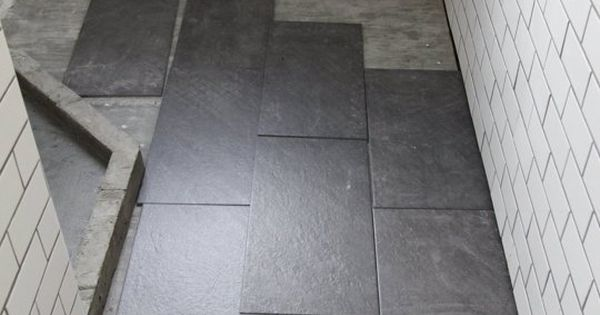 Whats the Best Tile Layout For My Bathroom Straight or