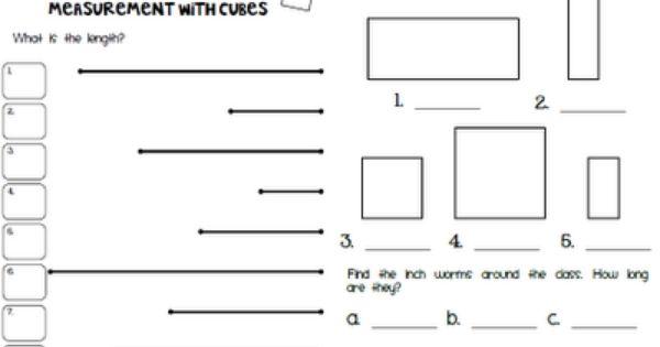 Measurement Activities (blog also has great animal/egg