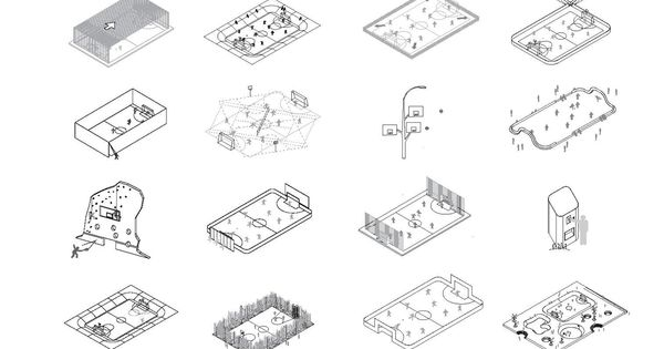 Nl Architects . Op Architecture multibane