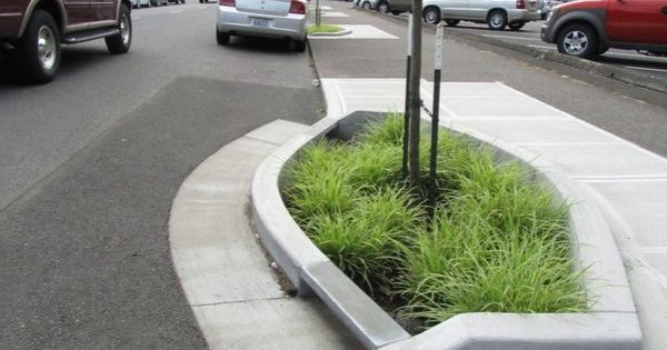 curb cut alternative parking
