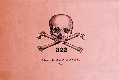 Cute Skull And Bones Tattoo Idea, No Letters Or Numbers Of
