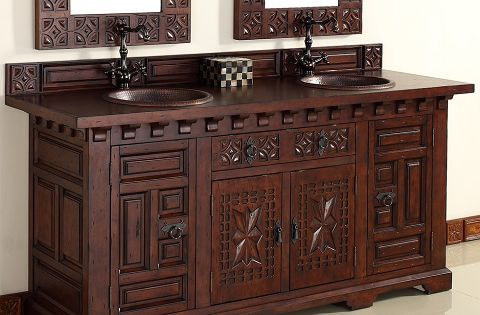 Mediterranean Style Bathroom Vanities A More Exotic