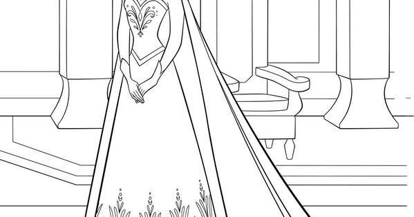 Coloring Pages. Disney's Frozen Activity Sheets and