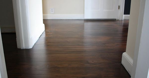 Russet Street Reno Our finished floors Varathane