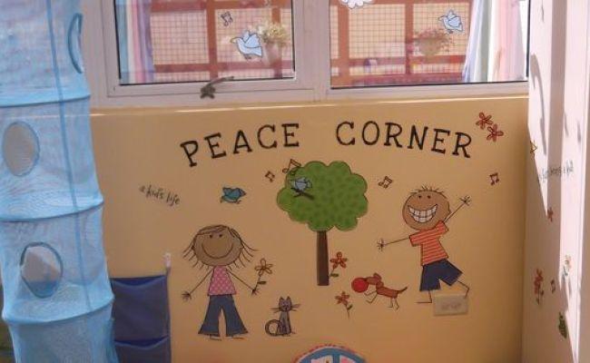 My Classroom Peace Corner Peace Pinterest Peace