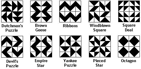 Geometry Quilt Project Lesson Plans & Worksheets Reviewed