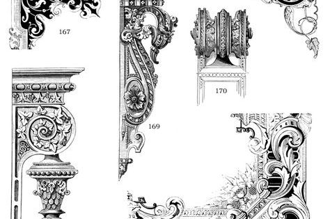 Welcome to Dover Publications Victorian Ornamental Designs
