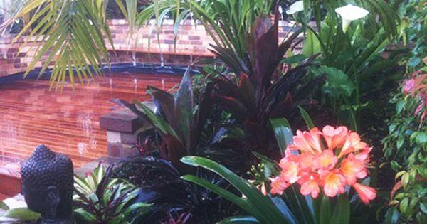 Balinese Garden Design And Construction Sydney Landscapers