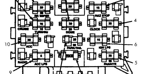 Wiring Diagram For 1993 Jeep Wrangler
