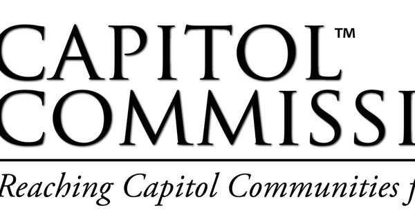 The official logo and slogan of Capitol Commission. Our