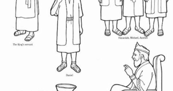ME ABURRE LA RELIGIÓN: DANIEL EL CAUTIVO. HISTORIAS DE LA