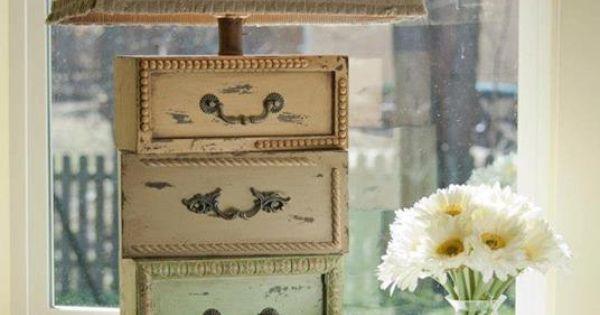 Use Decor Boxes You Can Find At Dollar General Lamp Made