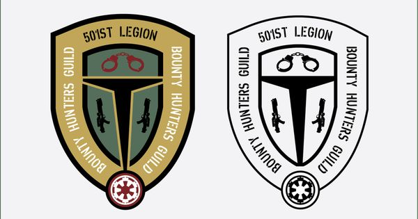 Bounty Hunters Guild Logo By TheCrow65 Deviantart Com On