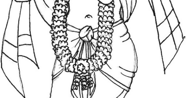 Folk Dances Of India Coloring Pages Gujarati Folk Dance