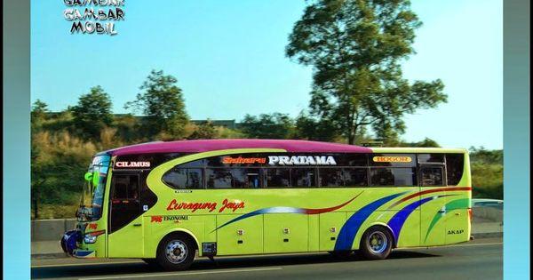 Gambar Mobil Bus Persib