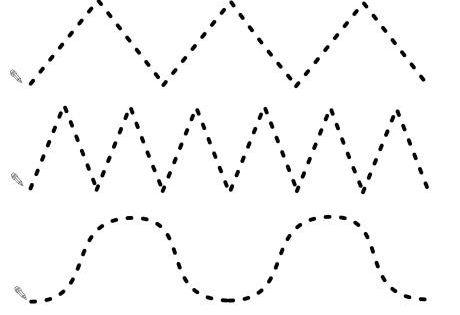 Freebie Friday #1: Free Pre-writing Skills Printables