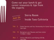 Lunch & Learn- All you need to know about AggieCareer ...