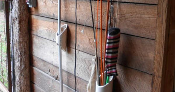 DIY Tool Hangers for the barn  Horse  Pinterest  Tool
