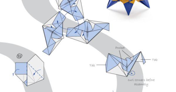 origami eagle instructions diagram 1999 323i fuse box talitha star - | go origami! diagrams pinterest