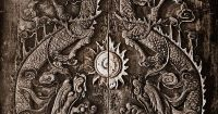 Carved Dragon Doors | Artwork | Pinterest | Doors, Dragons ...