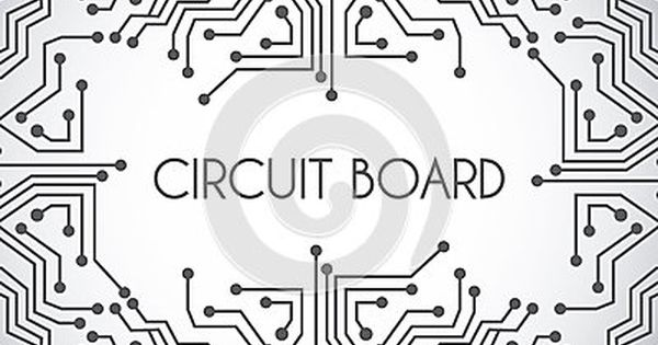 Circuit board design by Gstudio Group, via Dreamstime