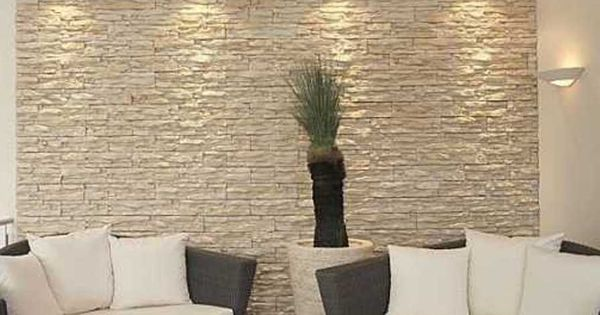 Natural Stacked Stone Veneer Interior Wall Cladding Ideas Home Remodel Ideas Pinterest