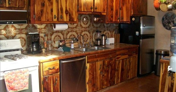 coffee color kitchen cabinets redesign my cedar for outdoor | primitive ...