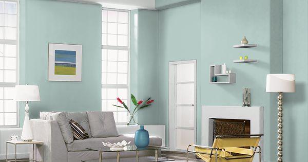 light grey walls white trim living room gaming pc cases fresh tone behr.com | family pinterest behr, ...