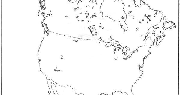 Resultado de imagen para mapa politico de america del