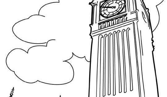 Coloring page World wonders World wonders on Kids-n-Fun.co