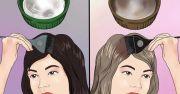 remove dye hair mess