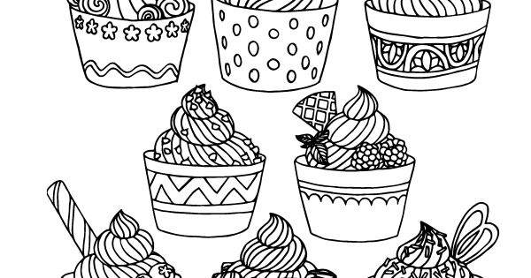 Amazon.com: Sugar Rush: A Colouring Book for Adults with a