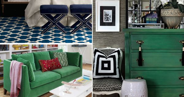 Decorating With Emerald Green  Green Decorating Ideas  Color combos and Hgtv