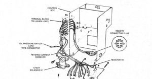 onan generator wiring diagram for model 65NH3CR16004P
