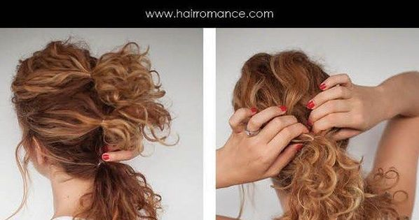 Naturally Curly Hair Updo Being A Wedding Guest Updo Hair