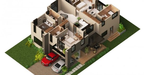 Pinoy House Plans -3d Floor