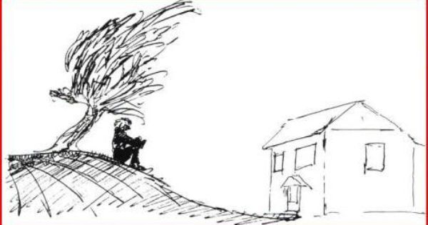 House-Tree-Person assessment via doodletherapy.wordpress