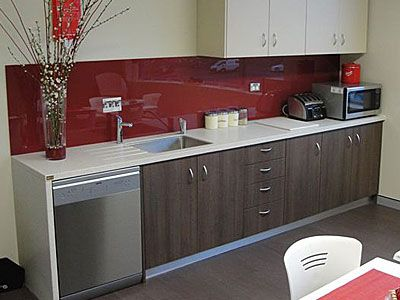Looks Similar To Our Common Area Office Kitchen! Visit