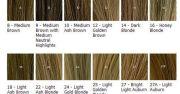 detail -light ash brown