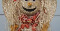 Inspiring Fall Decor Ideas | Scarecrows, Straw hats and ...