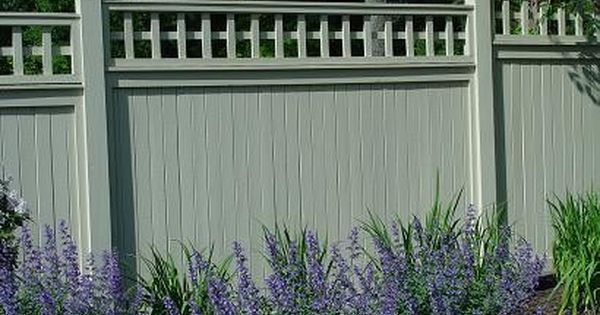 The 25 Best Ideas About Garden Fencing On Pinterest Fence