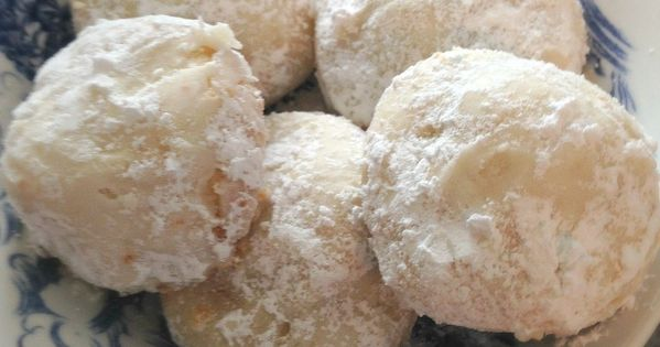 Secret Kiss Cookies A Delectable Shortbread Cookie With