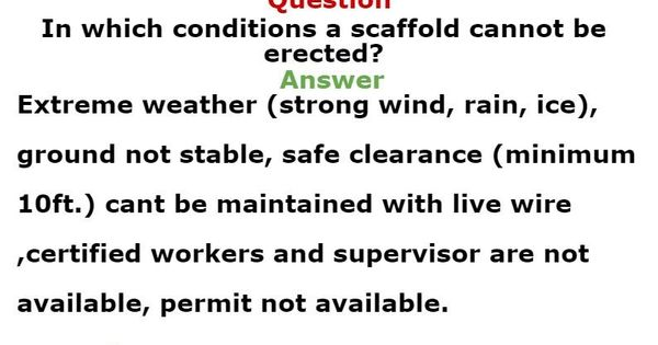 Safety officer interview question and answer www